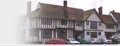 Bull Hotel, Long Melford, Suffolk